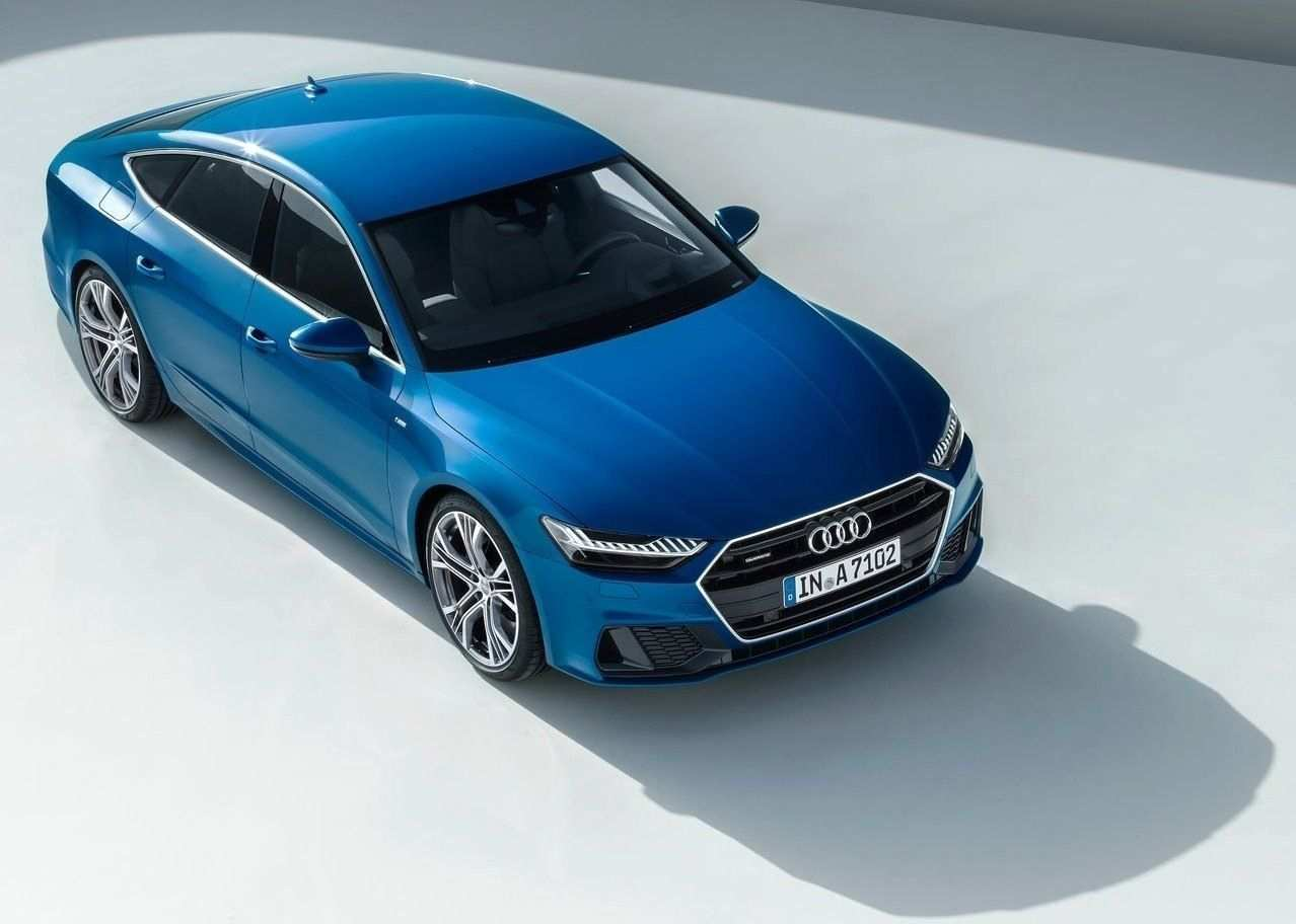 22 New 2020 Audi A7 Style