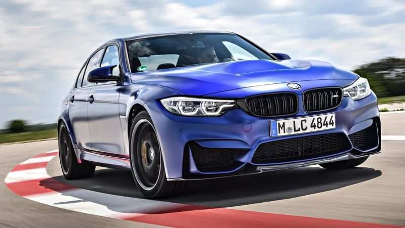 22 New 2020 BMW M3 Photos