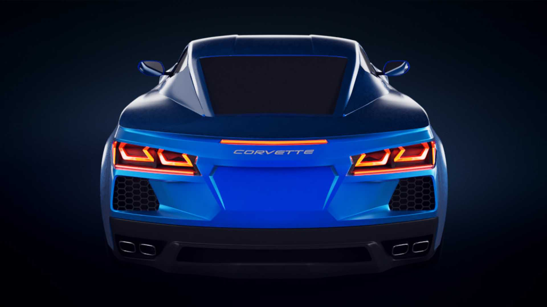22 New 2020 Chevrolet Corvette Grand Sport Images