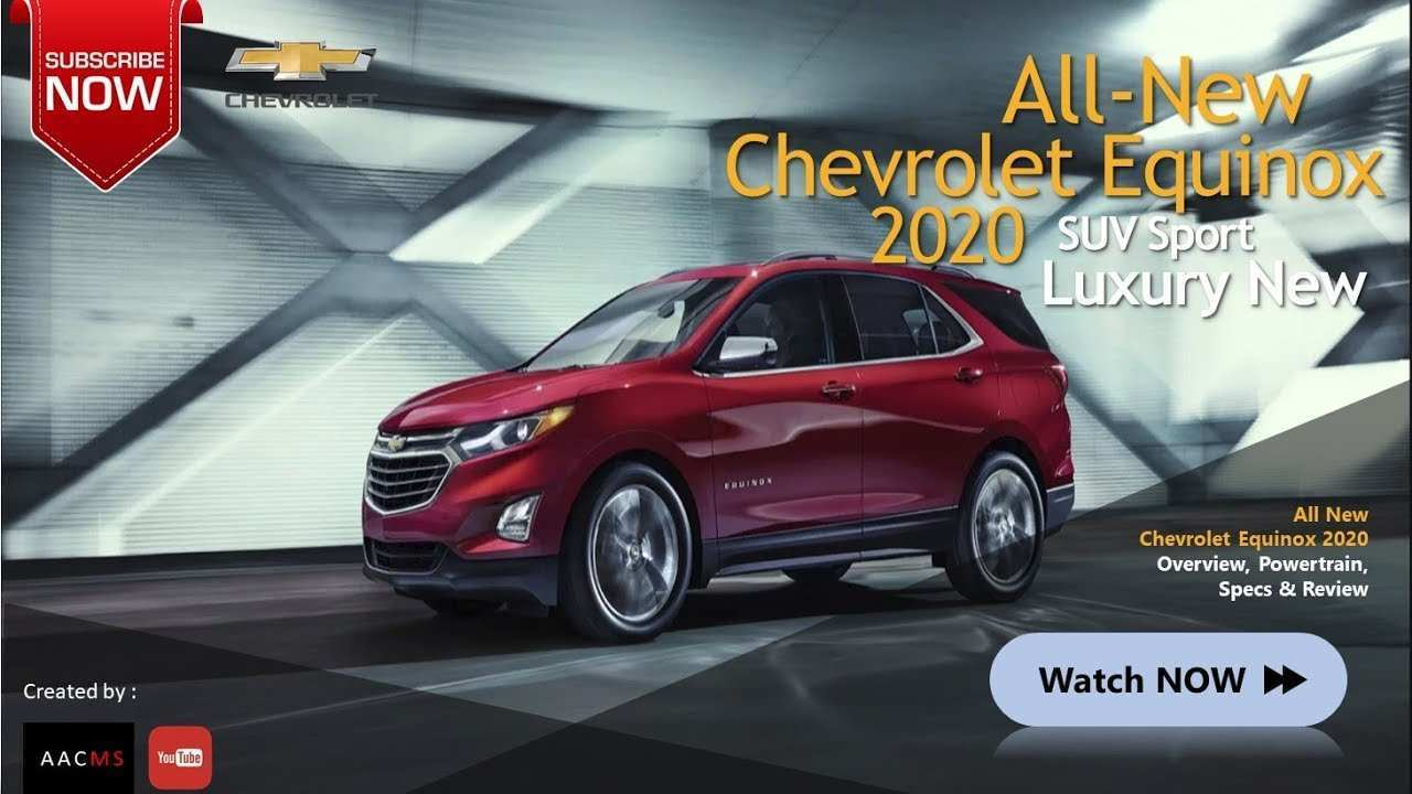 22 New 2020 Chevrolet Equinox Pricing