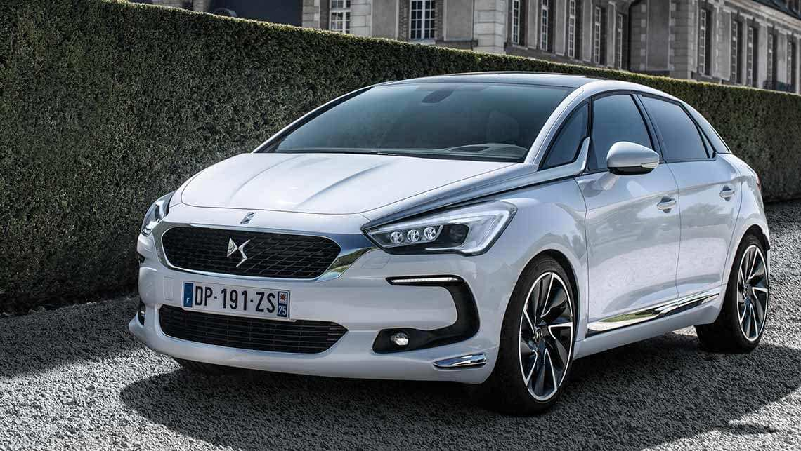 22 New 2020 Citroen DS5 Review