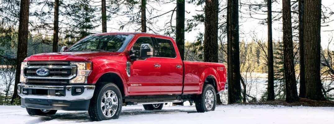 22 New 2020 Ford F250 Performance And New Engine