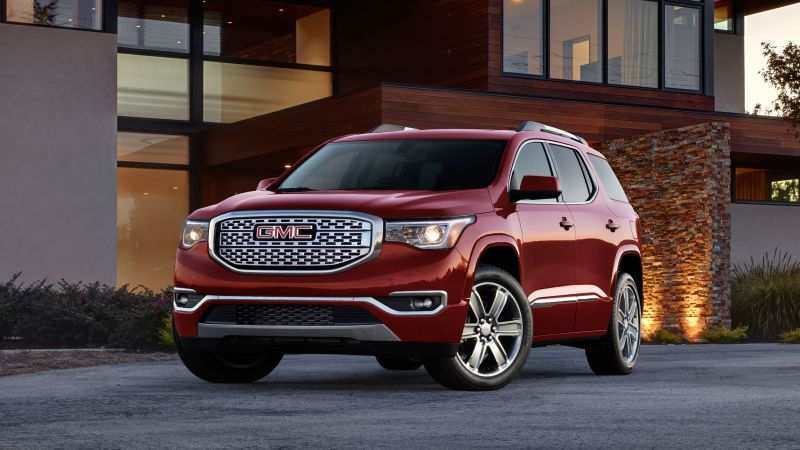 22 New 2020 Gmc Acadia Denali Configurations