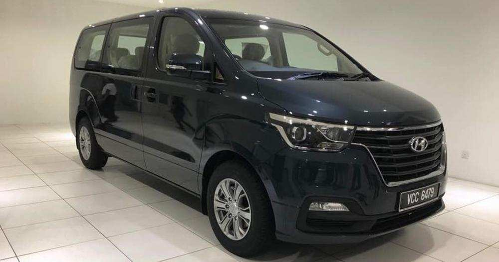 22 New 2020 Hyundai Starex Review And Release Date