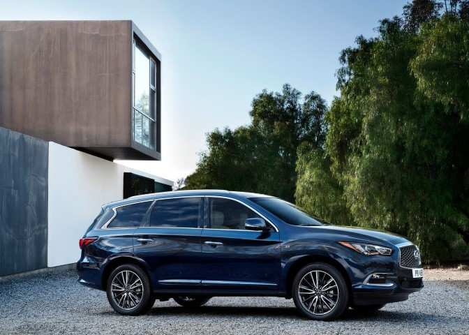 22 New 2020 Infiniti Qx60 Hybrid New Model And Performance