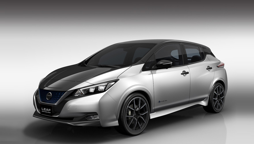 22 New 2020 Nissan Leaf Range Overview