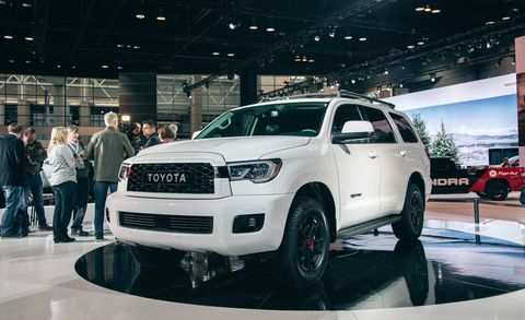 22 New 2020 Toyota Sequoia Pricing