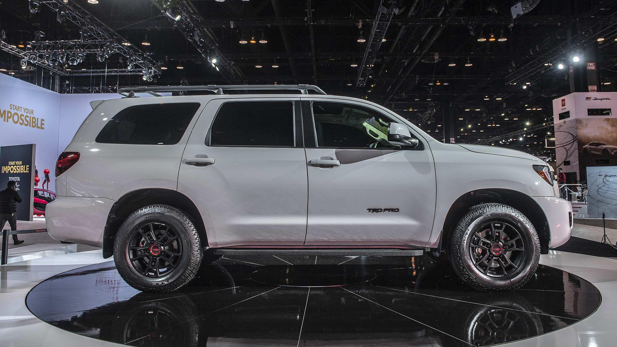 22 New 2020 Toyota Sequoias Engine