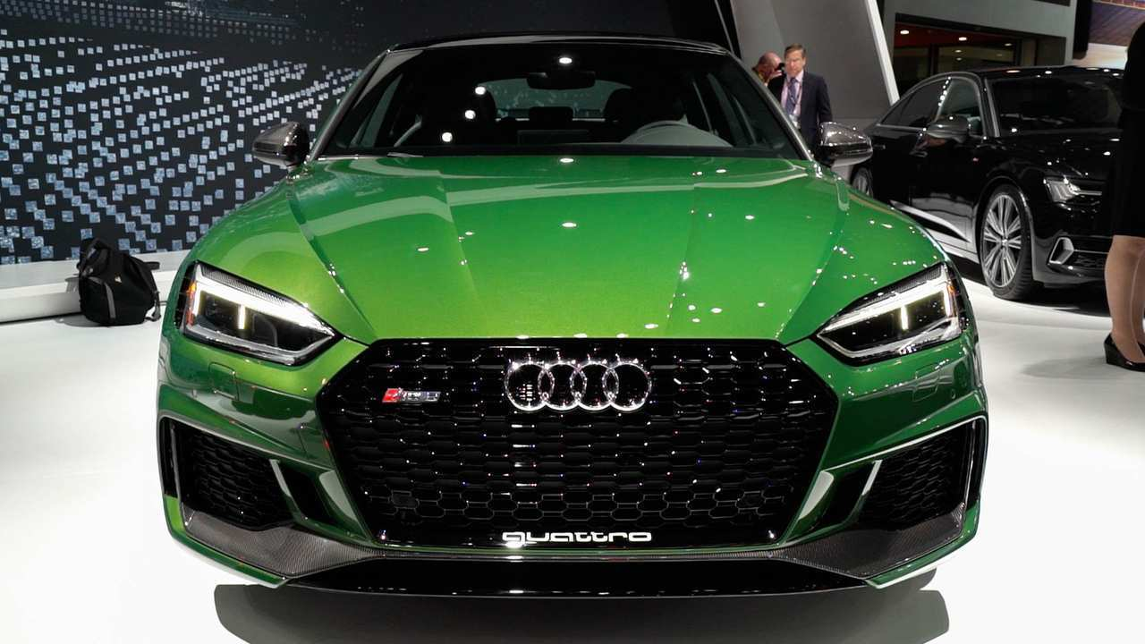 22 New Audi S52019 Concept And Review