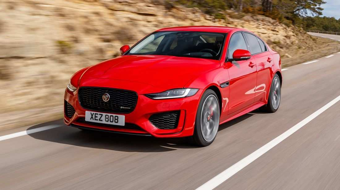 22 New Jaguar Xe 2019 Research New