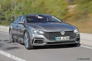22 New Next Generation Vw Cc Model