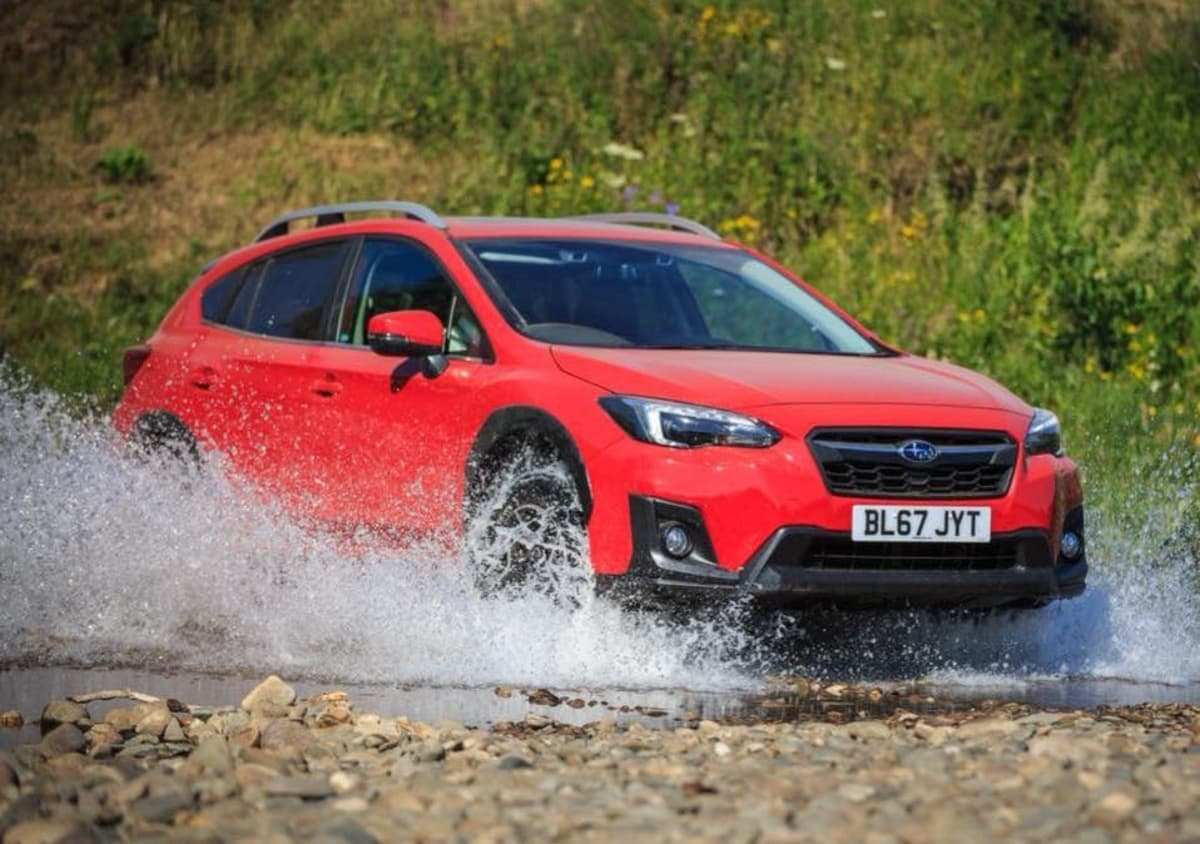22 New Subaru Xv Hybrid 2019 Concept And Review
