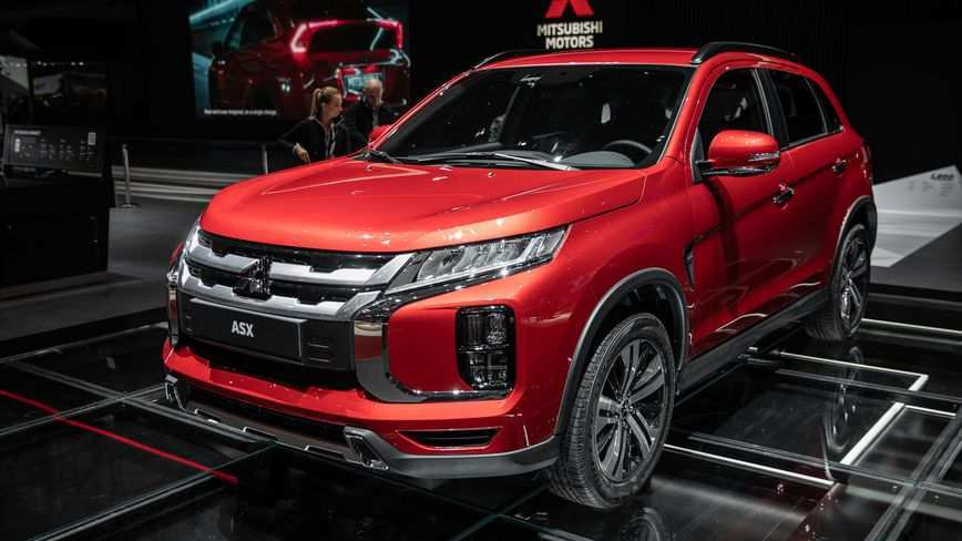 22 New Uusi Mitsubishi Asx 2020 Prices