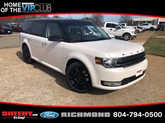 22 The 2019 Ford Flex S Overview