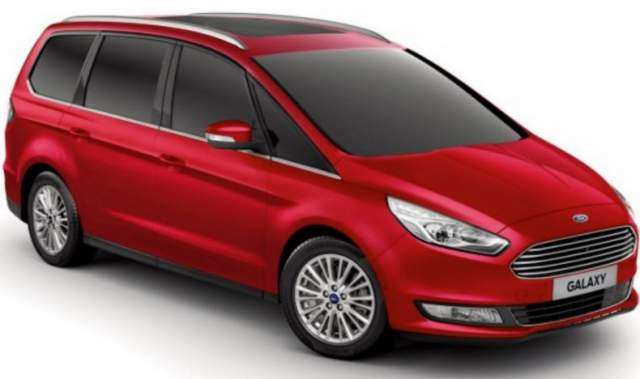 22 The 2019 Ford Galaxy Concept And Review