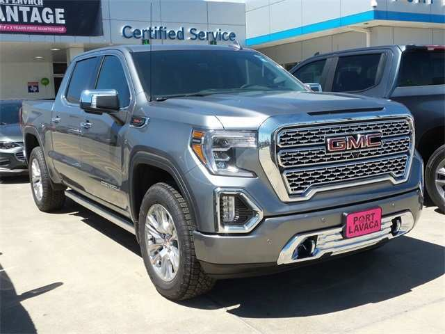 22 The 2019 GMC Sierra 1500 Concept And Review