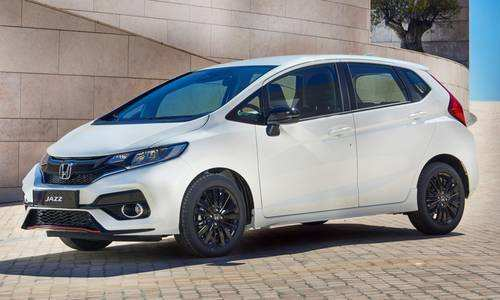22 The 2019 Honda Jazz Review