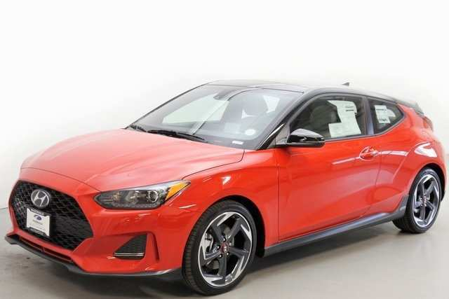 22 The 2019 Hyundai Veloster Turbo Exterior And Interior