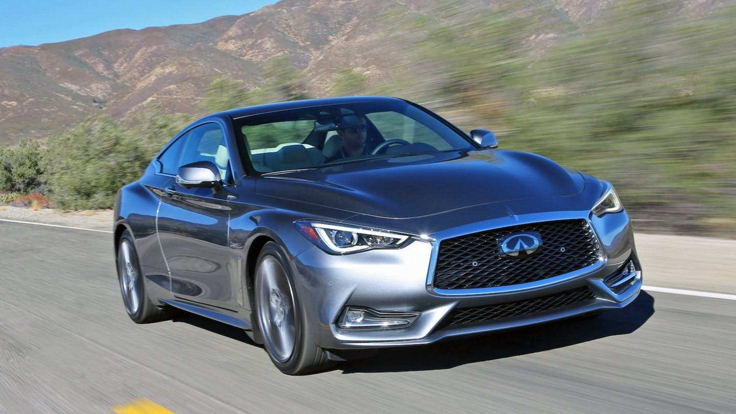 22 The 2019 Infiniti Q60 Coupe Wallpaper