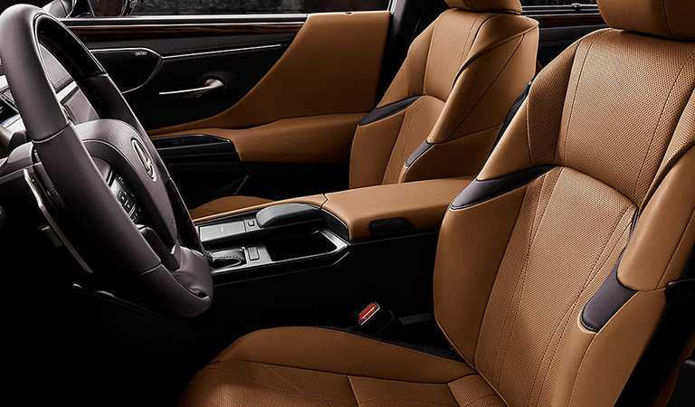 22 The 2019 Lexus Es 350 Interior Images