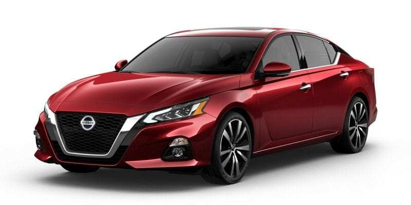 22 The 2019 Nissan Altima Coupe Speed Test