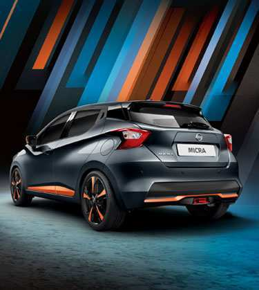 22 The 2019 Nissan Micra Exterior