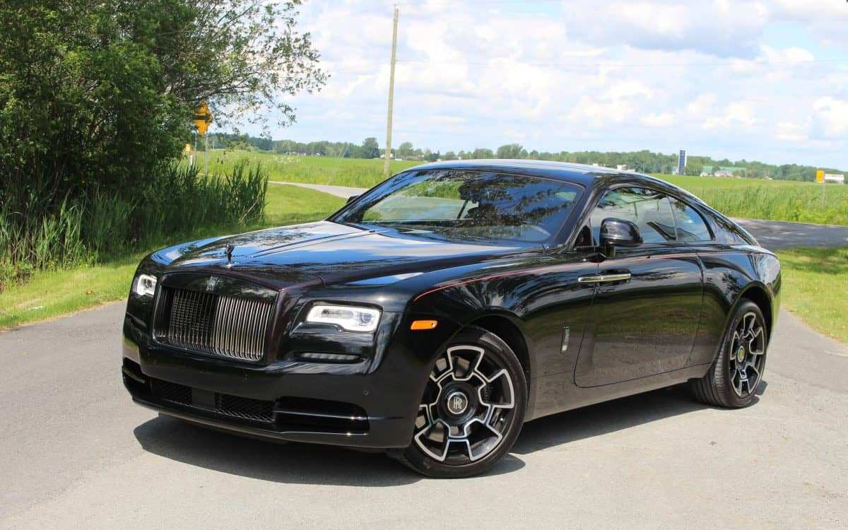 22 The 2019 Rolls Royce Wraith Review