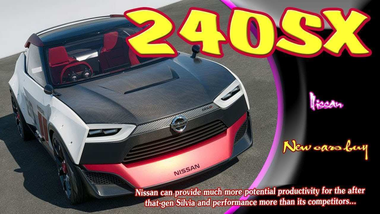 22 The 2019 The Nissan Silvia Research New