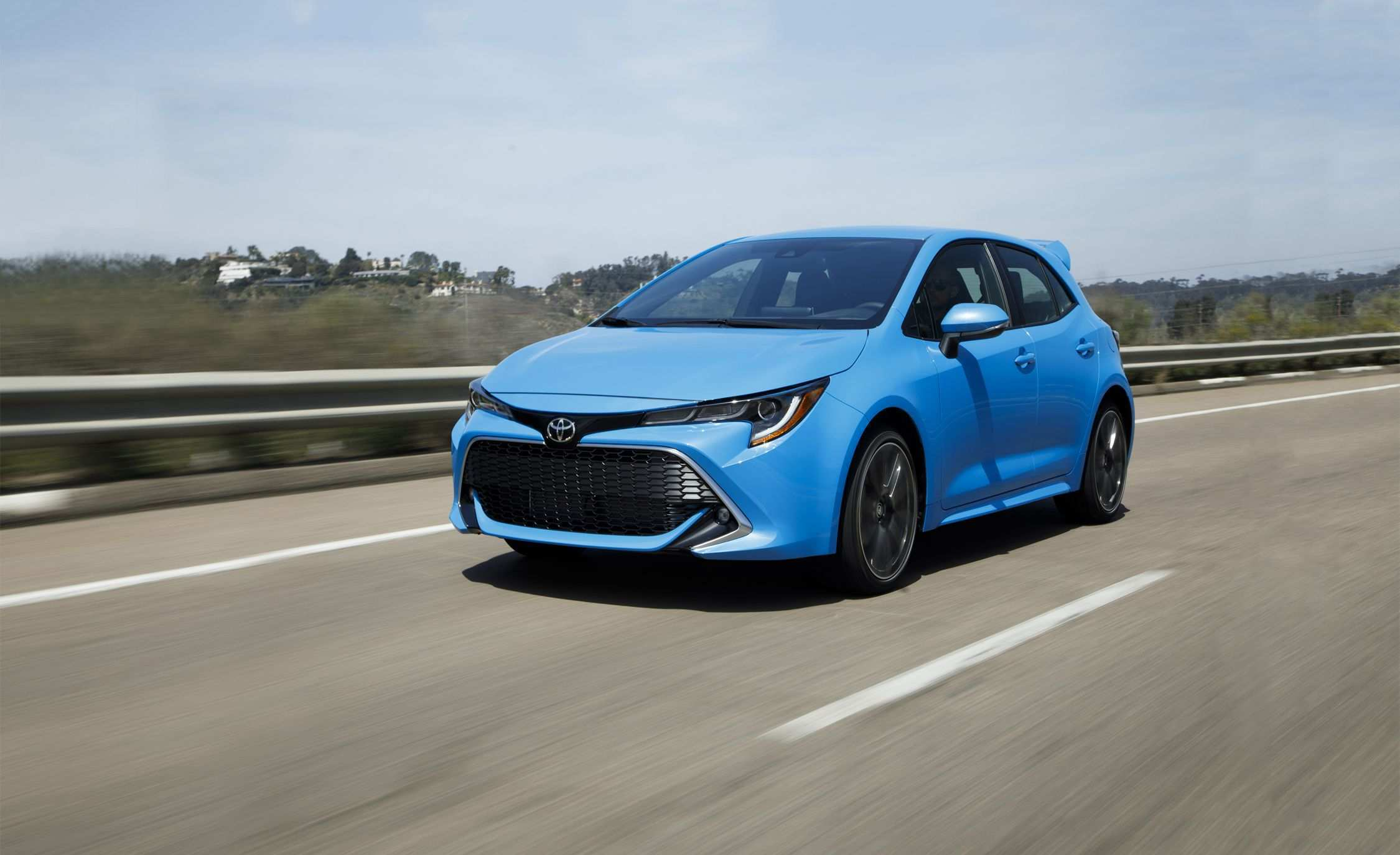 22 The 2019 Toyota Corolla Hatchback Release