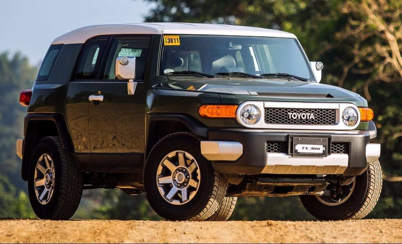 22 The 2019 Toyota FJ Cruiser Performance