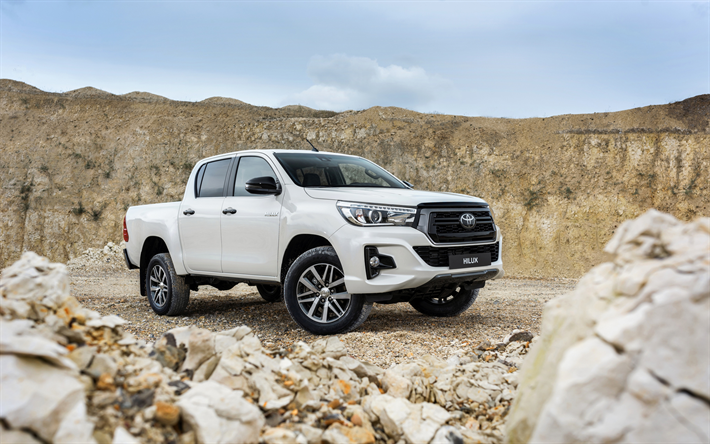 22 The 2019 Toyota Hilux Release Date