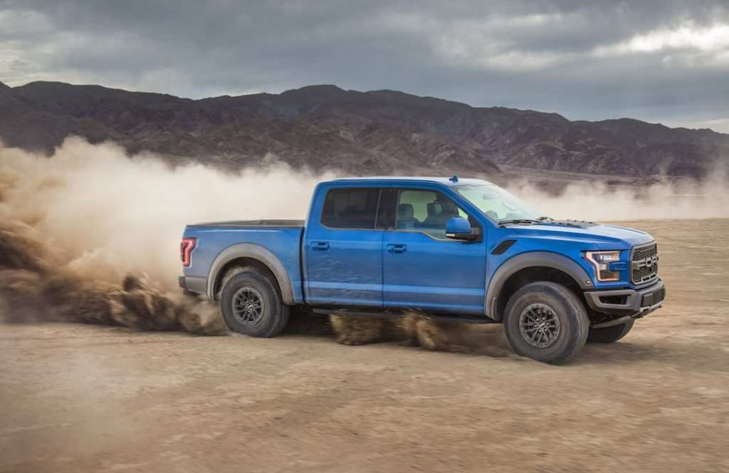 22 The 2020 All Ford F150 Raptor Research New