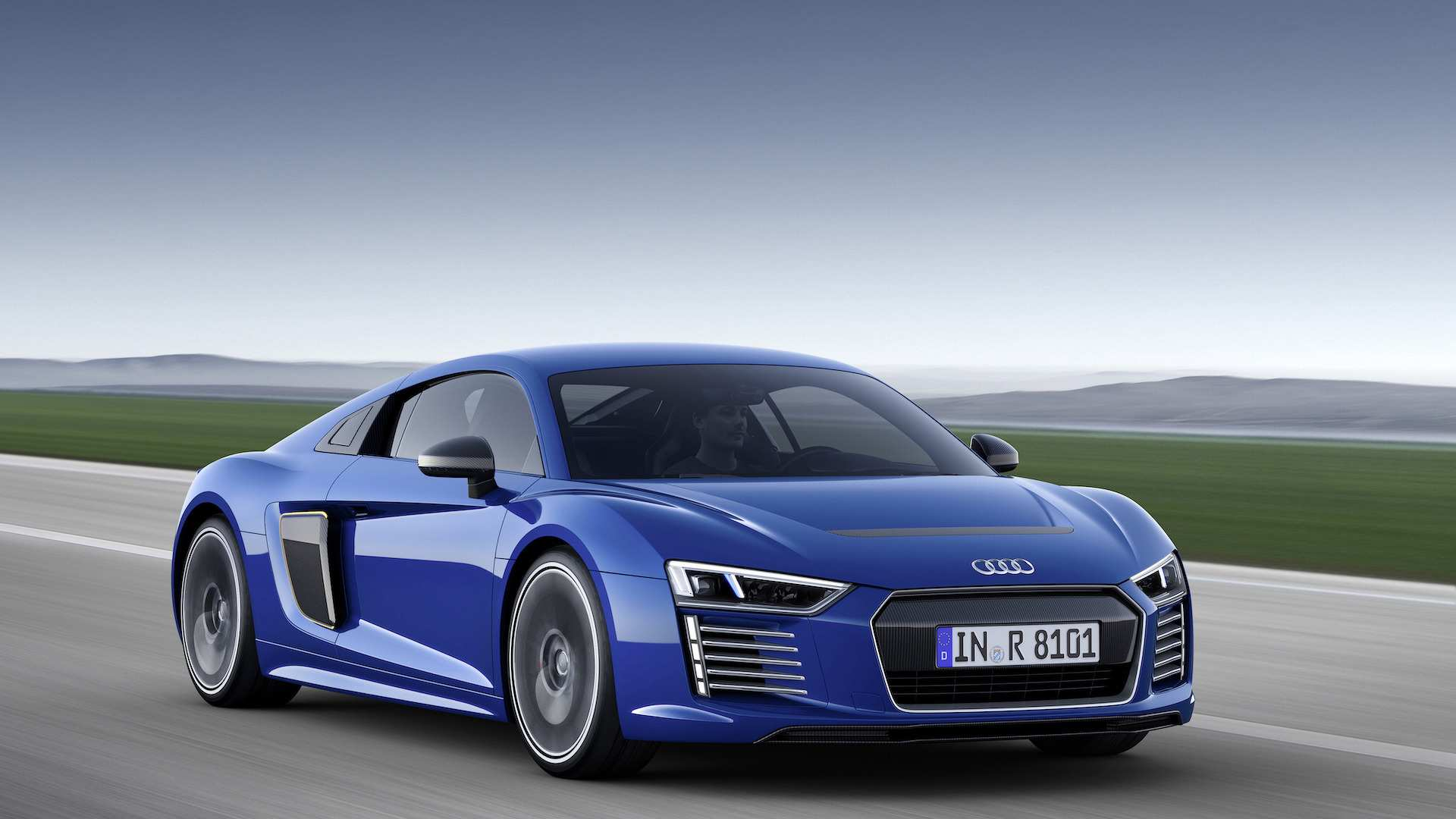 22 The 2020 Audi R8 E Tron New Review