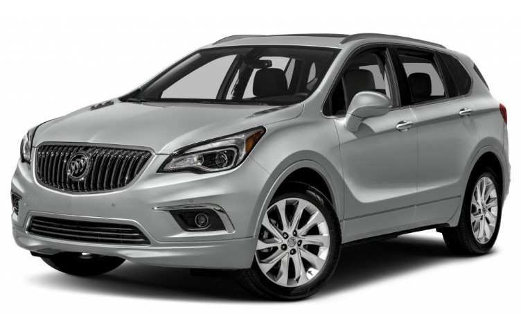 22 The 2020 Buick Envision Avenir New Concept