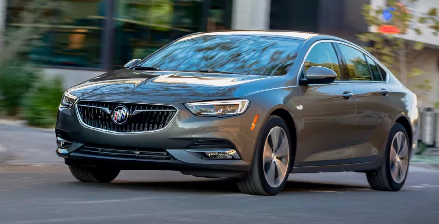 22 The 2020 Buick Regal Specs and Review