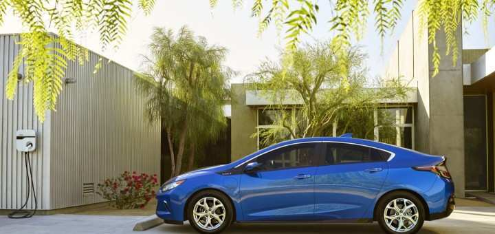 22 The 2020 Chevrolet Volt New Model And Performance