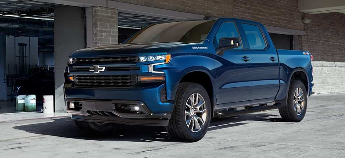22 The 2020 Chevy Silverado History