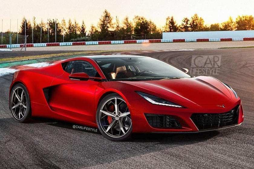 22 The 2020 Corvette Z07 Specs And Review