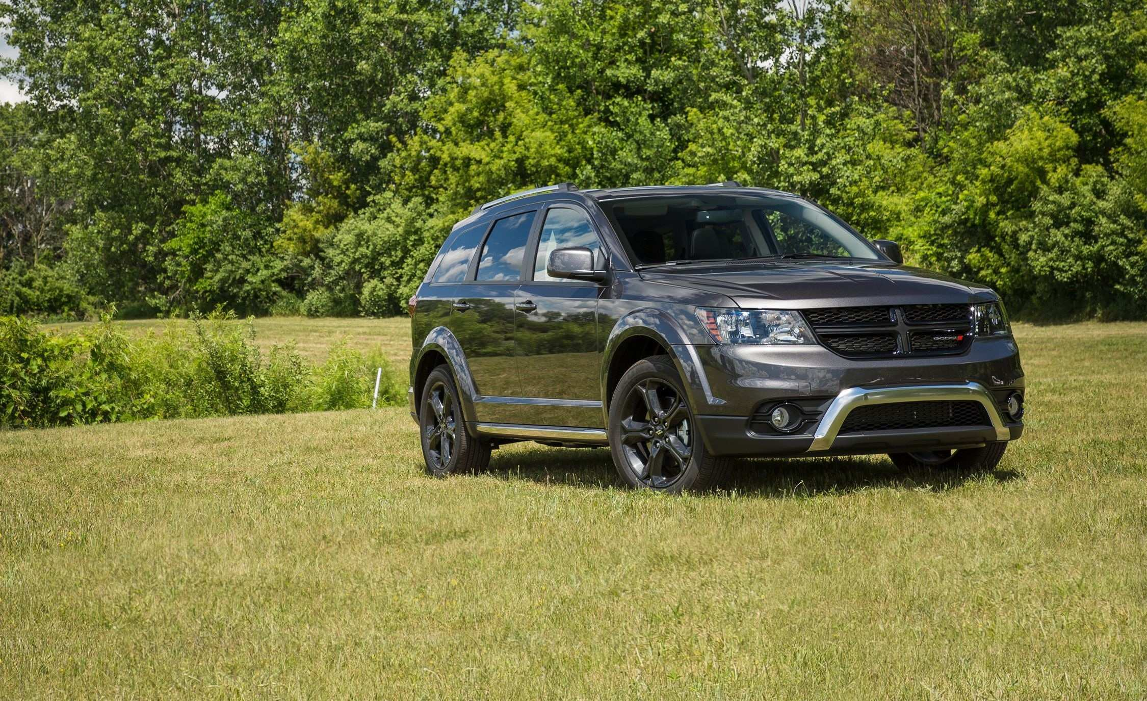 22 The 2020 Dodge Journey Configurations