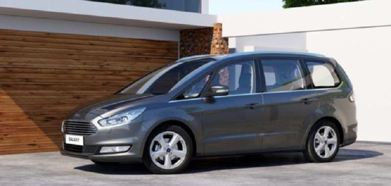 22 The 2020 Ford Galaxy Review