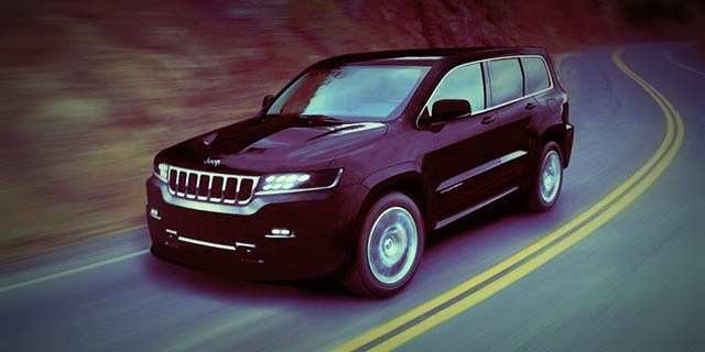 22 The 2020 Grand Cherokee Picture