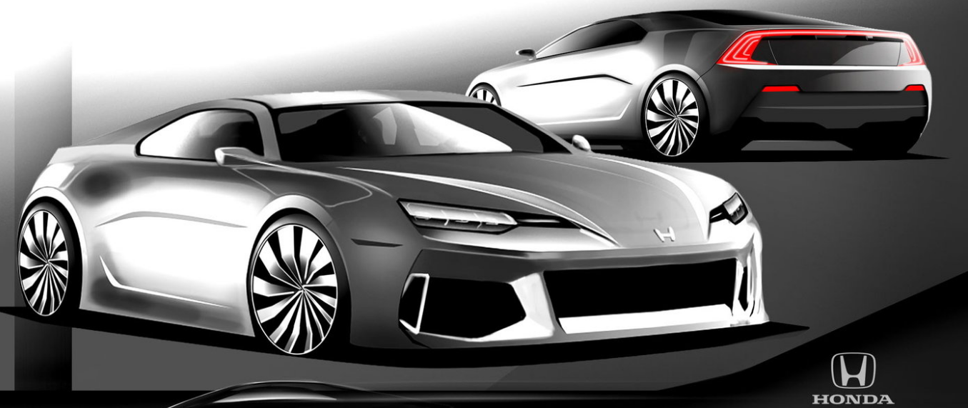 22 The 2020 Honda Prelude Type R Redesign and Concept ...