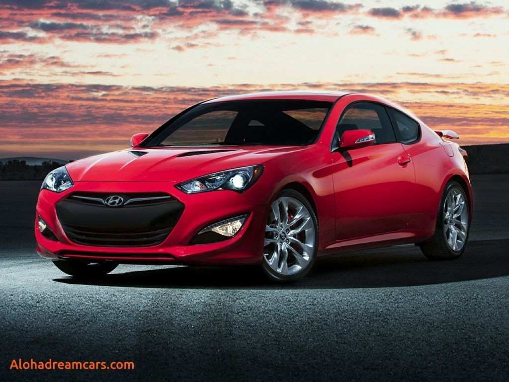 22 The 2020 Hyundai Genesis Coupe V8 Pricing