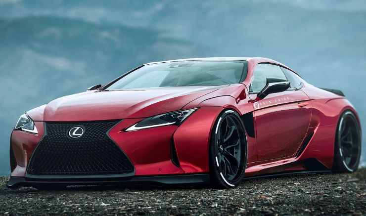 22 The 2020 Lexus Lf Lc Spesification