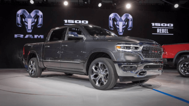 22 The 2020 RAM 1500 Pictures