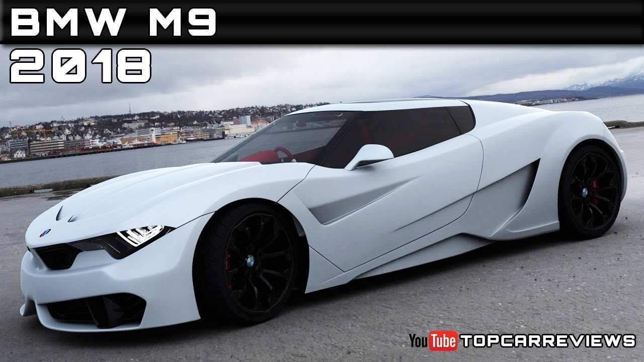 22 The Best 2019 BMW M9 Concept And Review