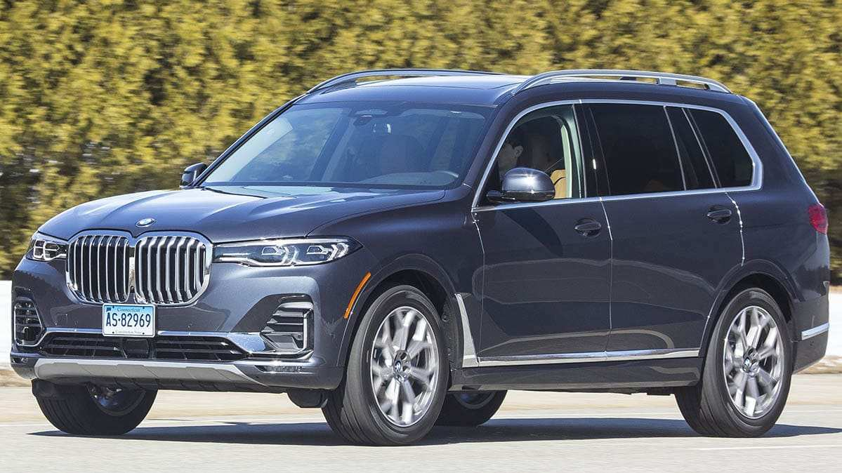22 The Best 2019 BMW X7 Specs