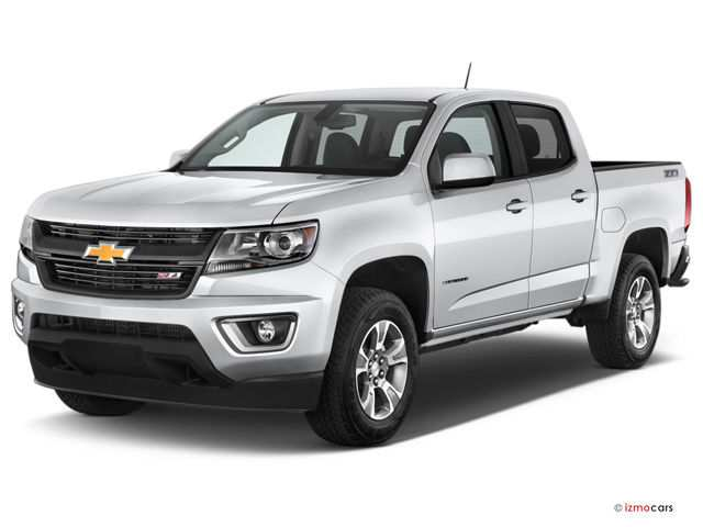 22 The Best 2019 Chevrolet Colorado Redesign