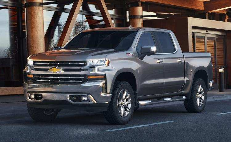 22 The Best 2019 Chevy 2500Hd Exterior And Interior