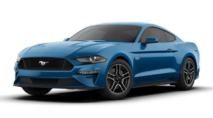 22 The Best 2019 Ford Mustang Speed Test